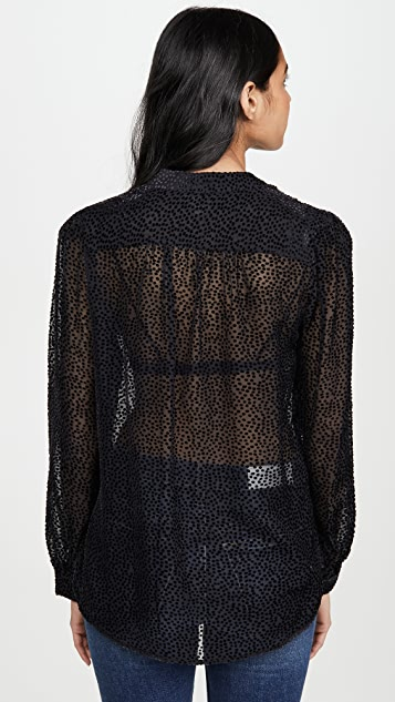 L'AGENCE Florent 女式衬衫