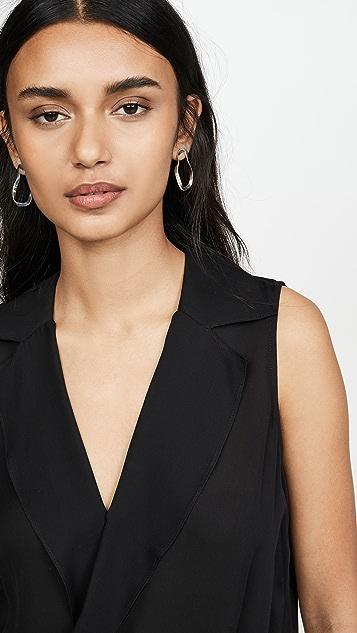L'AGENCE Freja 女式衬衫