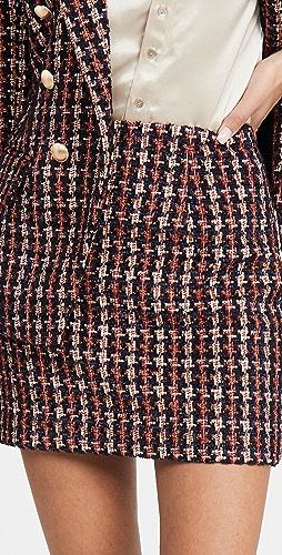 L'AGENCE - Livia Mini Skirt