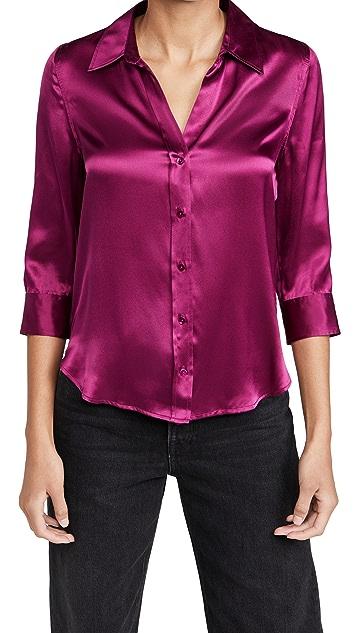 L'AGENCE Dani 女式衬衫