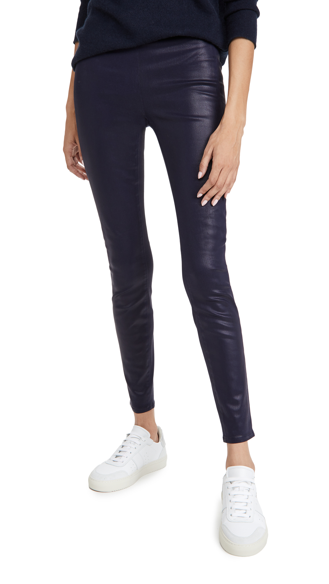 L AGENCE ROCHELLE PULL ON JEANS