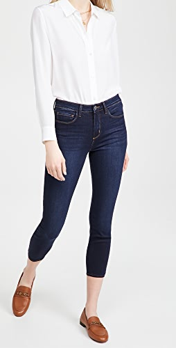 L'AGENCE - Margot High Rise Skinny Jeans