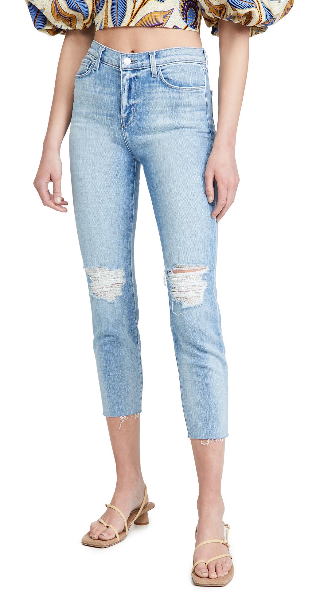 L'AGENCE El Matador French Slim Jeans