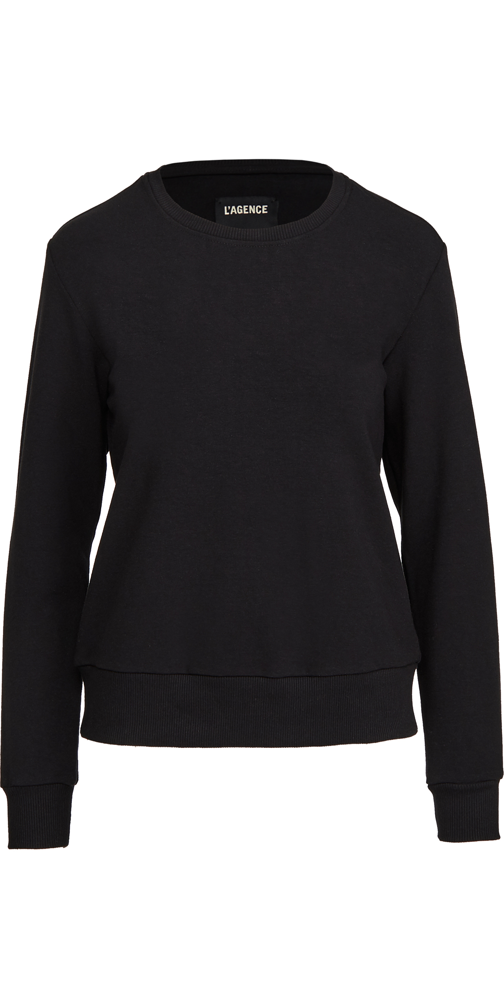 L'AGENCE Heidi Crew Cities Sweatshirt