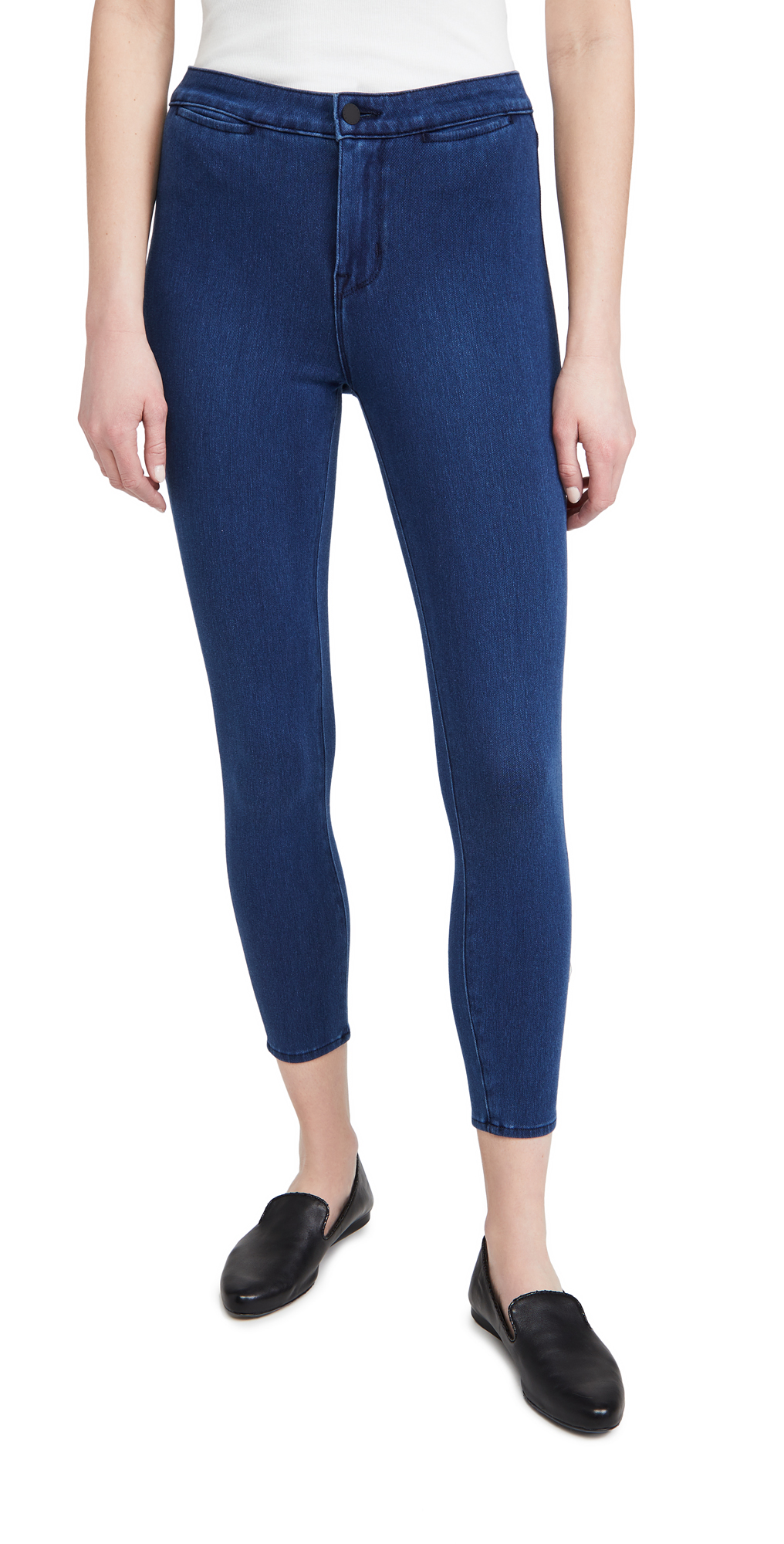 L'AGENCE Yasmeen High Rise Skinny Jeans