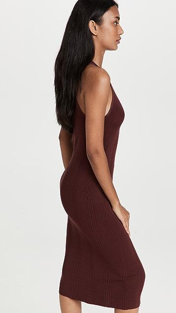 L'AGENCE Shelby Bodycon Dress
