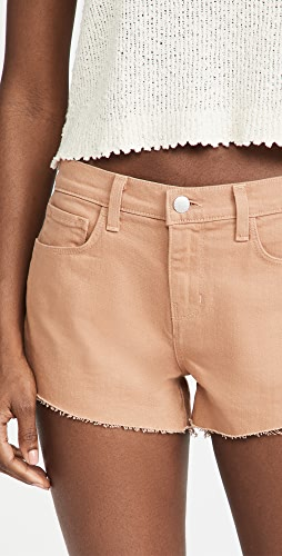 L'AGENCE - Audrey Mid Rise Shorts
