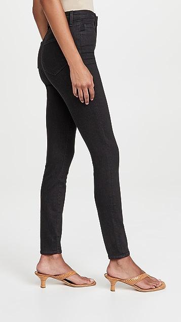L'AGENCE Monique 超紧身牛仔裤