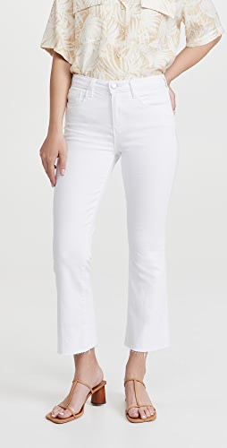 L'AGENCE - Kendra Crop Flare Jeans