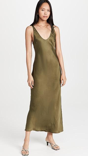 L'AGENCE Akiya Tank Dress