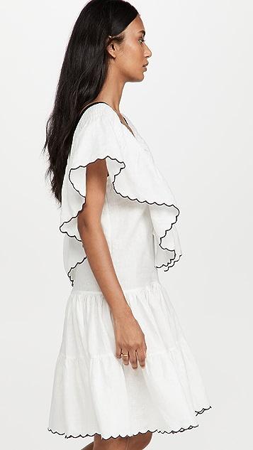 Lug Von Siga Cora Short Dress
