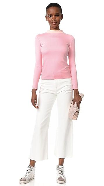 Liana Clothing The Semi High Top