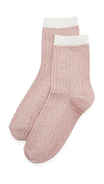 Liana Clothing Lurex Glitter Socks