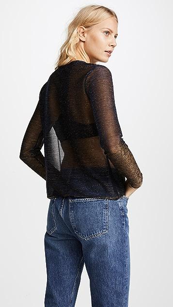 Liana Clothing The Multishine Top