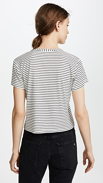 Liana Clothing The Striped Margo Tee