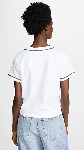 Liana Clothing The Rainbow Pipe Tee