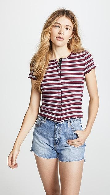 Liana Clothing Oh Snap Tee
