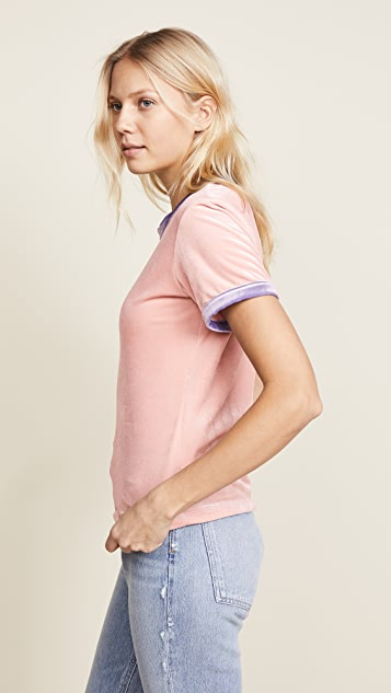 Liana Clothing Plush Tee