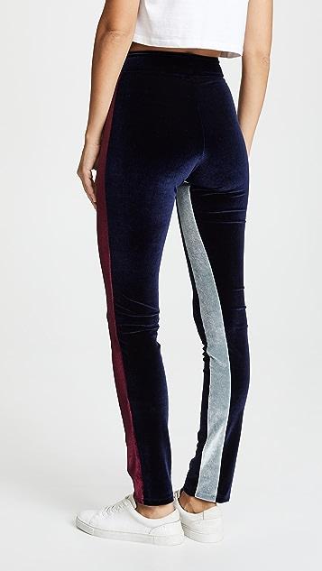 Liana Clothing Selena Velvet Pants