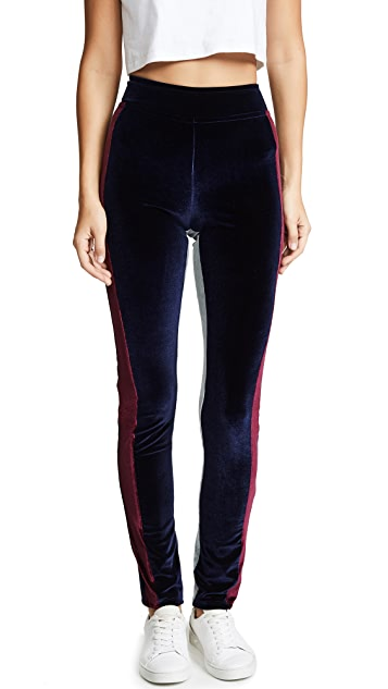 Liana Clothing Selena Velvet Pants