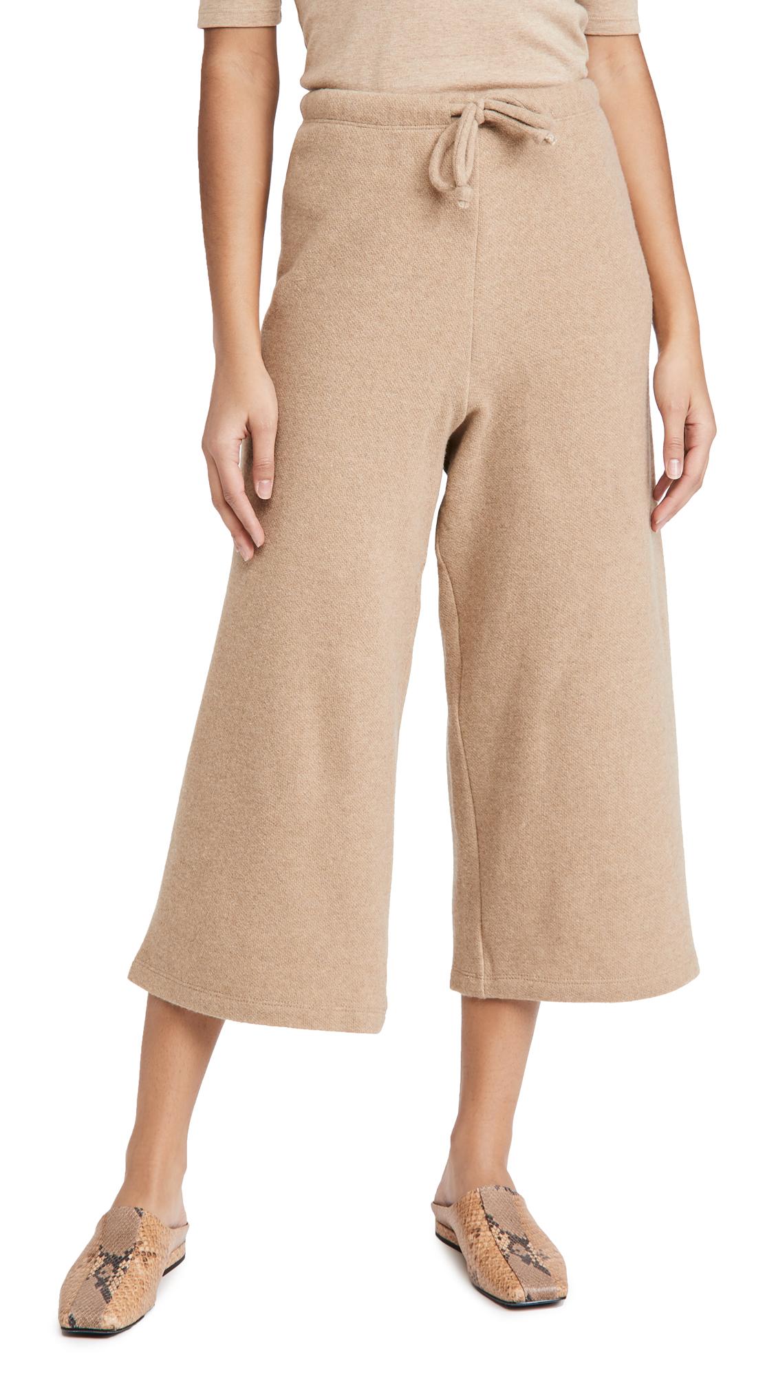 Leset Sierra Drawstring Gaucho Pants