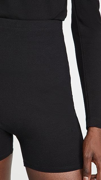 Leset Rio High Waist Boy Shorts