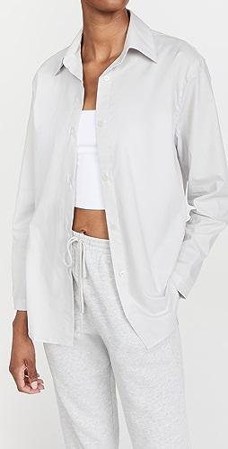 Leset - Elle Oversized Button Down Shirt