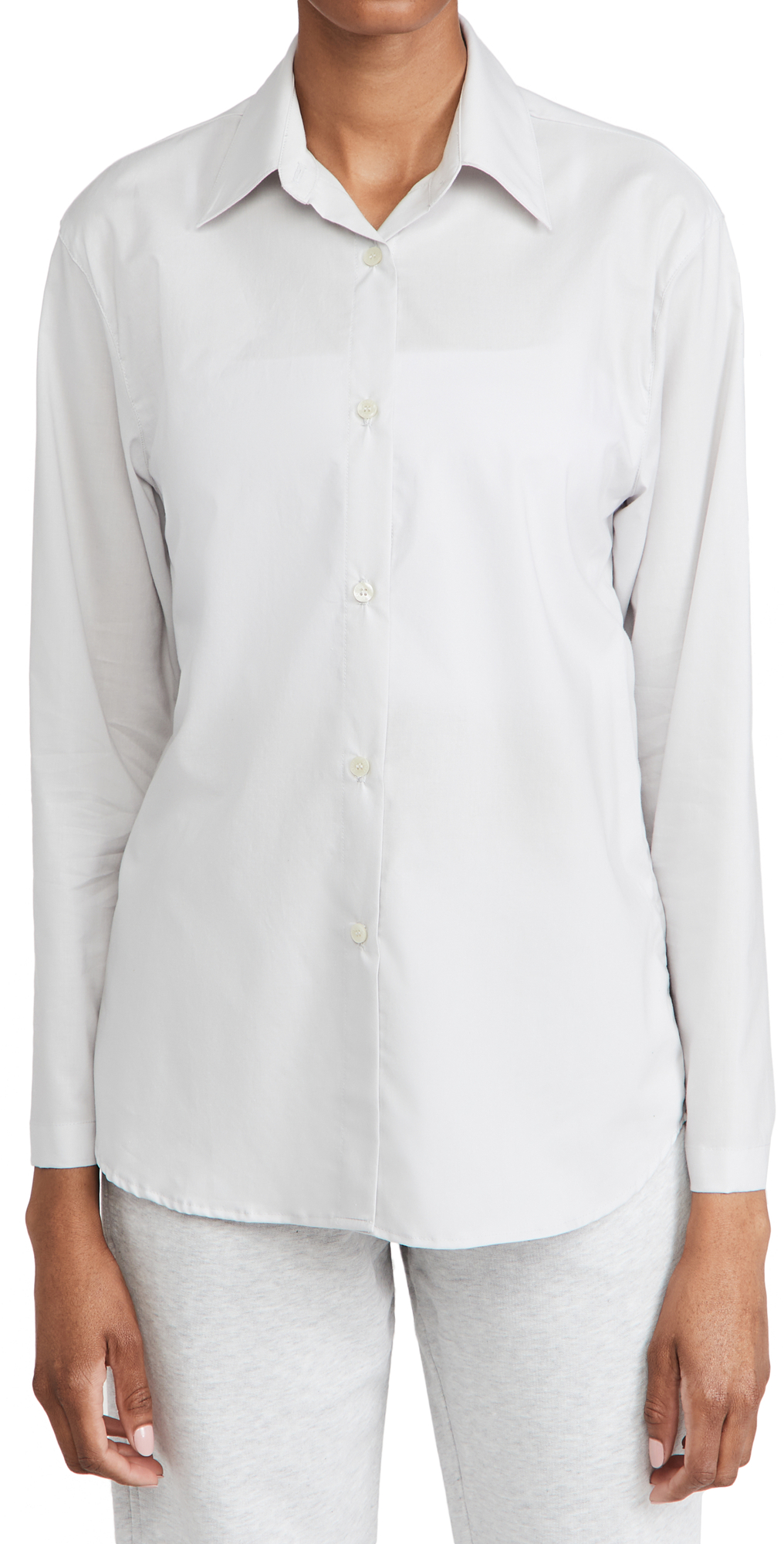 Elle Oversized Button Down Shirt