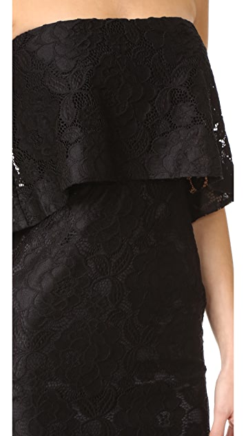 LIKELY Lace Driggs Dress