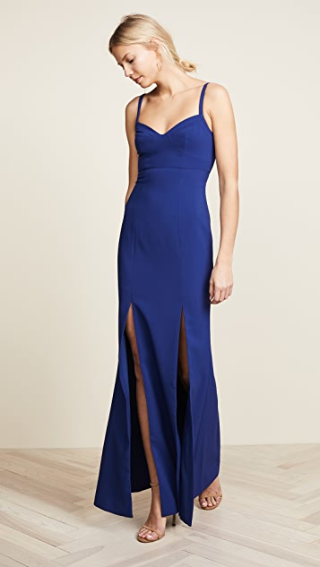LIKELY Alameda Gown - Blueprint