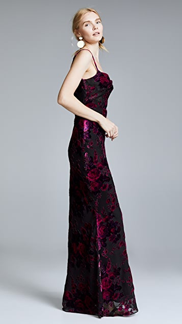 LIKELY Midori Gown