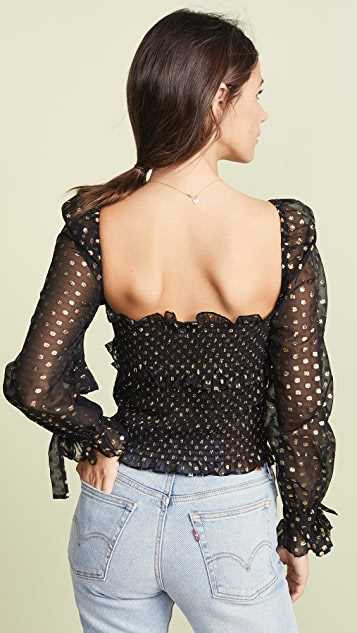 LIKELY Nicolette Top