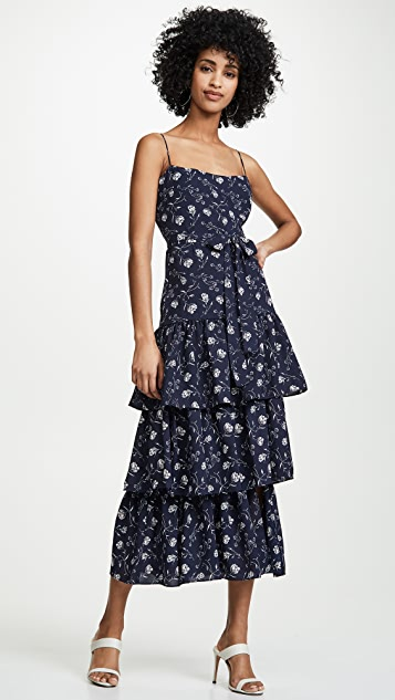 LIKELY Maisie Floral Dress