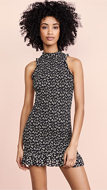 LIKELY Платье Harlow Tate с цветочным рисунком