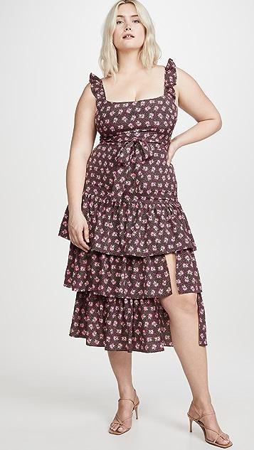LIKELY Charlotte 连衣裙