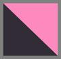 黑色/粉色混色