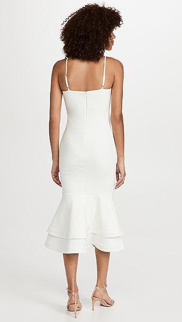LIKELY Midi Aurora Dress
