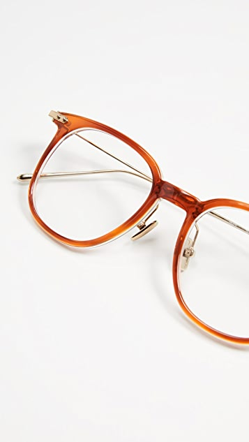 Linda Farrow Luxe Linear Optical Glasses