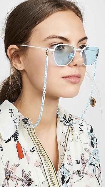 Linda Farrow Luxe Alessandra Rich x Linda Farrow Sunglasses