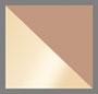 Rose Gold/Brown Grad