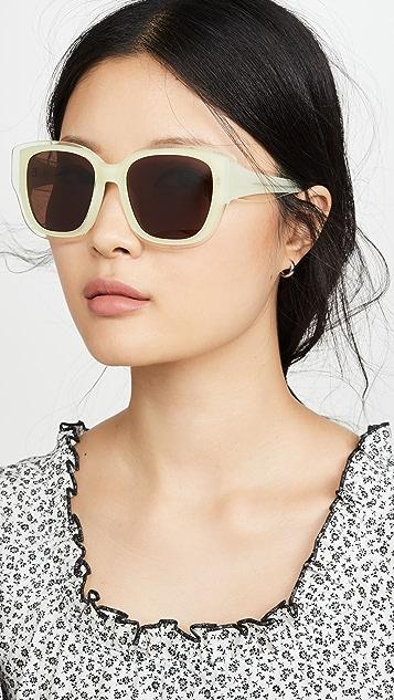 Linda Farrow Luxe Mathew Williamson x Linda Farrow Sunglasses