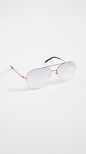 Linda Farrow Luxe Mathew Williamson x Linda Farrow Aviator