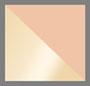 Clover Light Gold/Orange/Black