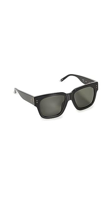 Linda Farrow Luxe Linda Farrow Luxe Seymour Sunglasses