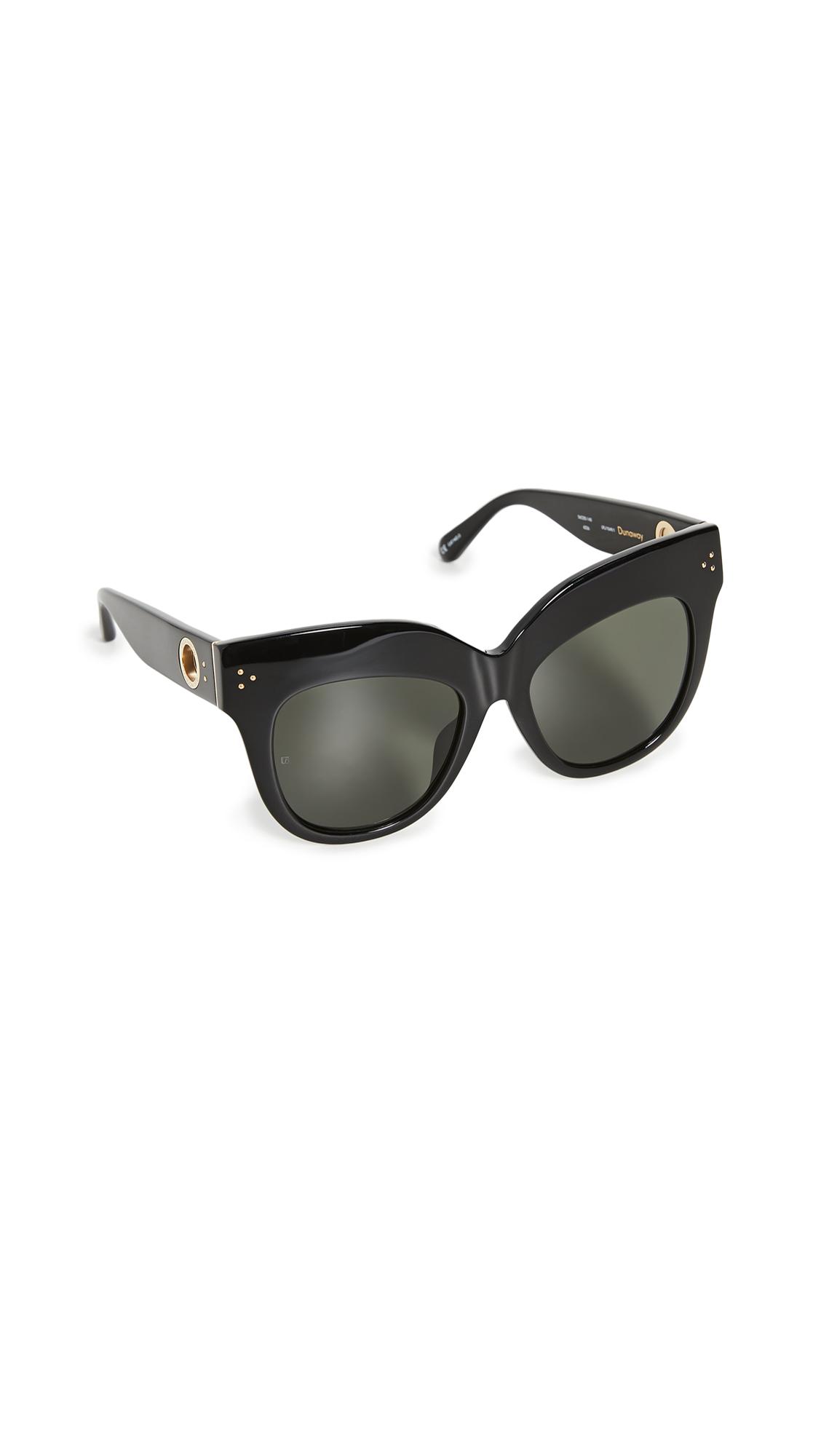 Linda Farrow Luxe Linda Farrow Luxe Dunaway Sunglasses
