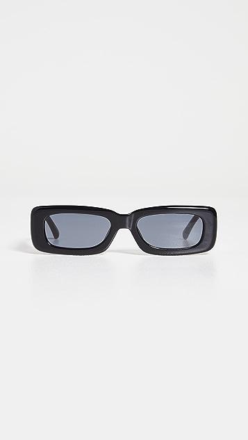 Linda Farrow Luxe Linda Farrow x Attico Mini Marfa Sunglasses