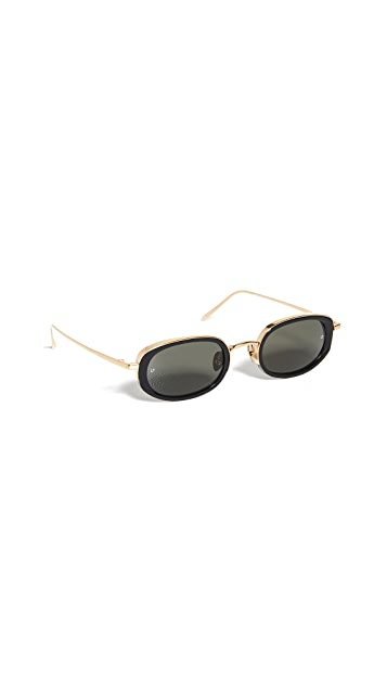 Linda Farrow Luxe Rosie Sunglasses