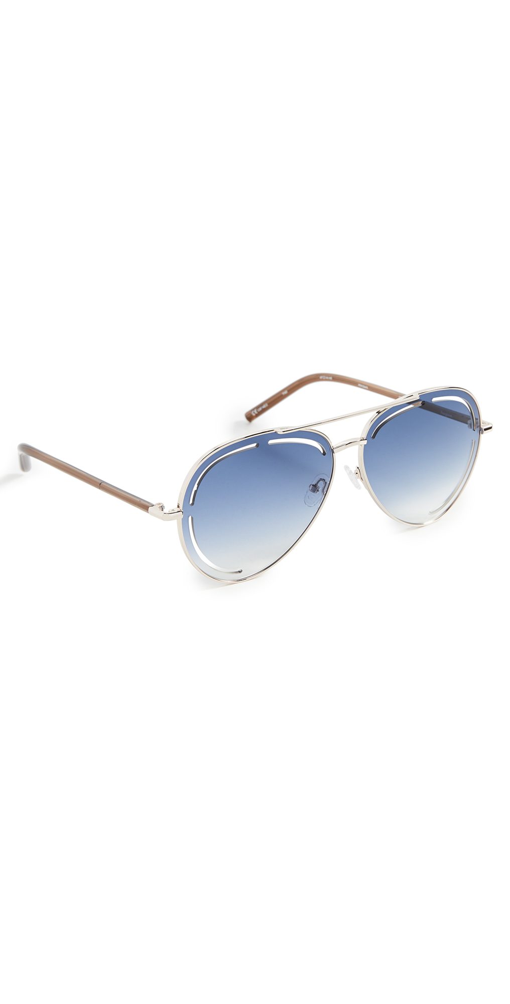 x Matthew Williamson Foxglove Sunglasses