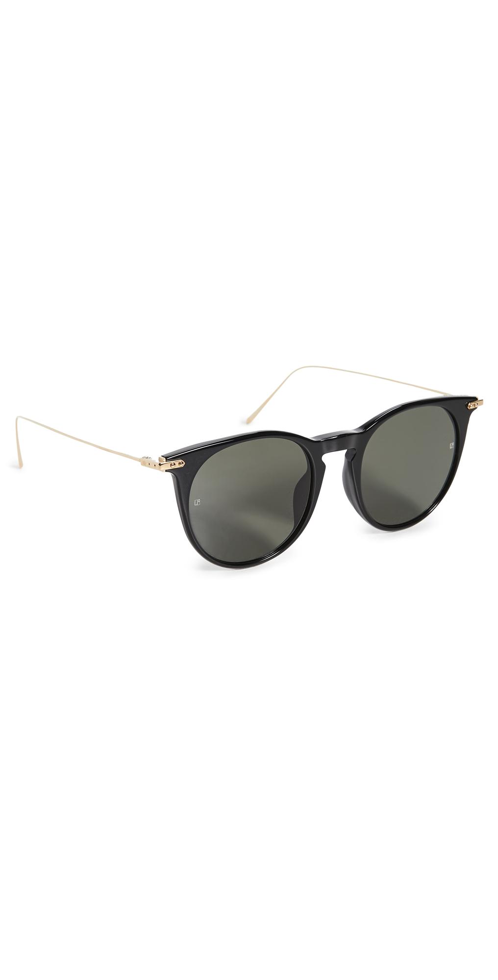 Ellis Round Sunglasses