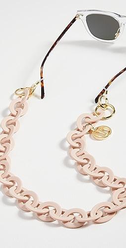 Linda Farrow Luxe - Sunglasses Chain
